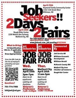 All-industries Job Fair
