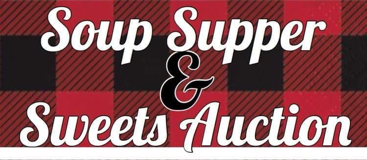 Soup, Supper and Sweets Auction